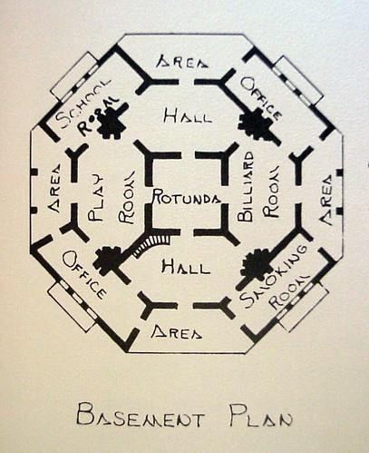 18 longwood basement floor plan natchez mississippi for House plans in mississippi