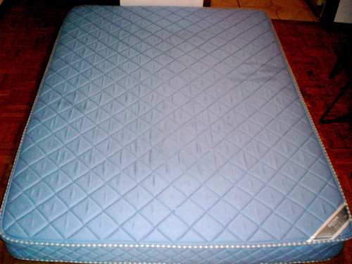 Ikea Sultan Mansken Mattress 100 Obo Samplefreq Flickr