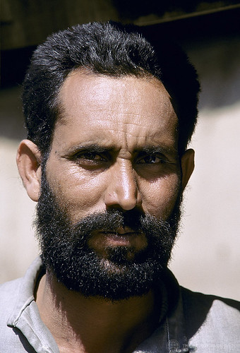 Portrait man with beard. India | by World Bank Photo Collection