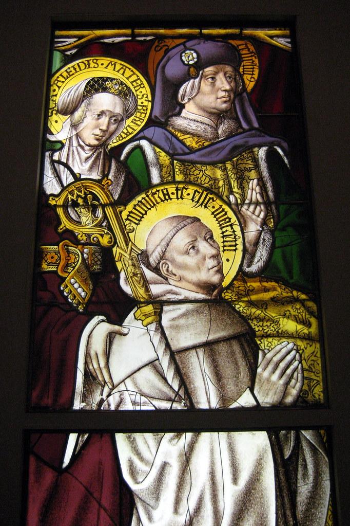 Nyc Metropolitan Museum Of Art Saint Bernard Of Clairv