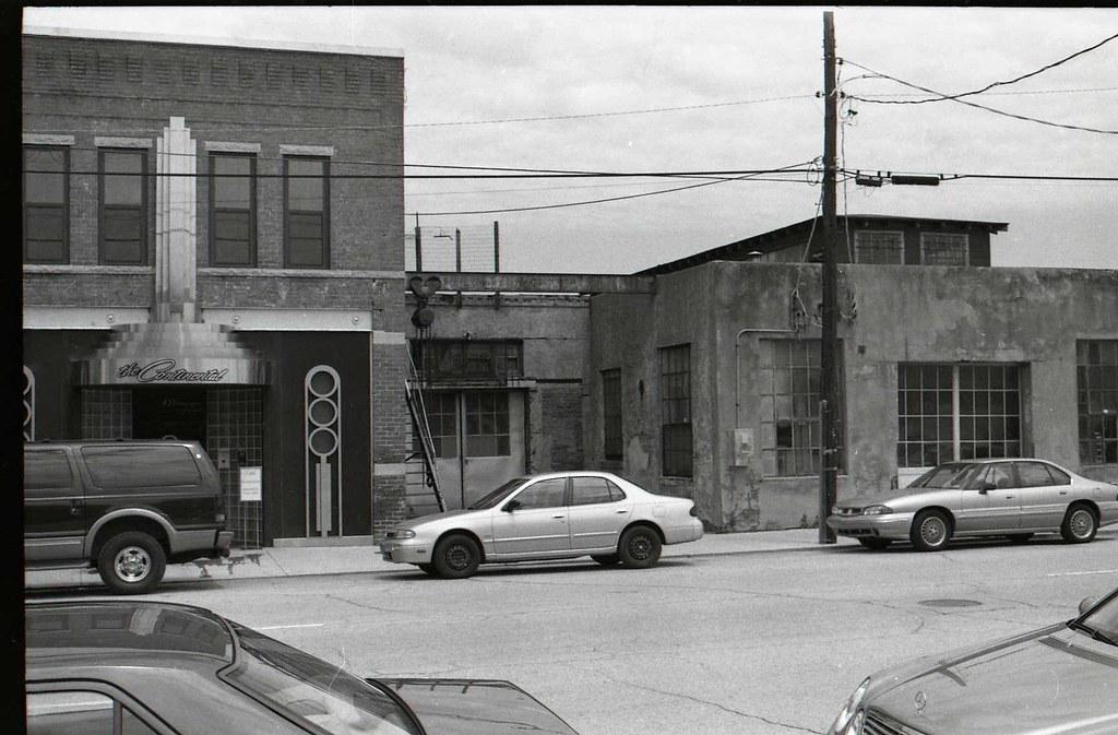 1st Street Tulsa Oklahoma Minolta X 700 45mm Lens