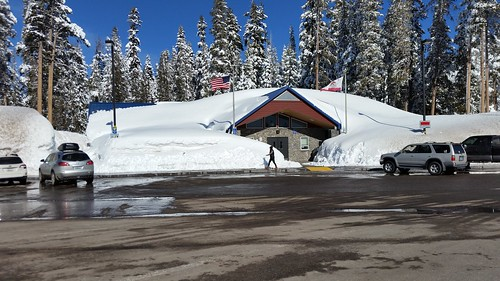 Donner Summit Rest Area