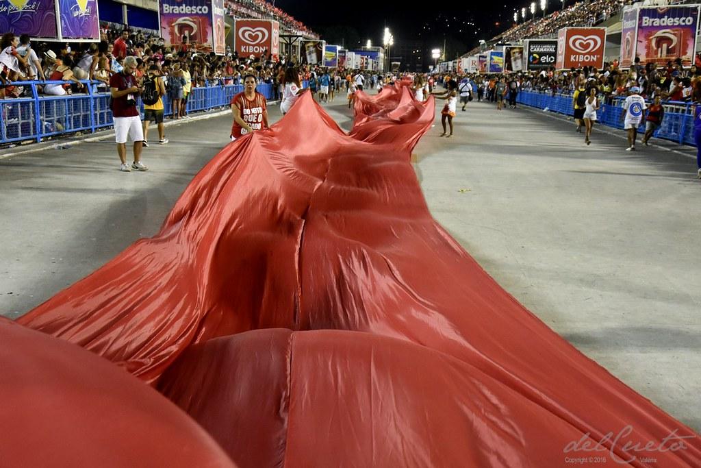 Salgueiro carnaval 2017, ensaio técnico
