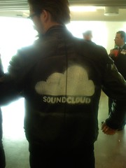 Mini Seedcamp Helsingborg - Alexander Ljung, Soundcloud, with THE coolest jacket. | by paulamarttila