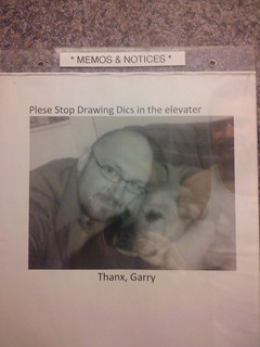 "Really, Garry, you had me at ""plese."" 