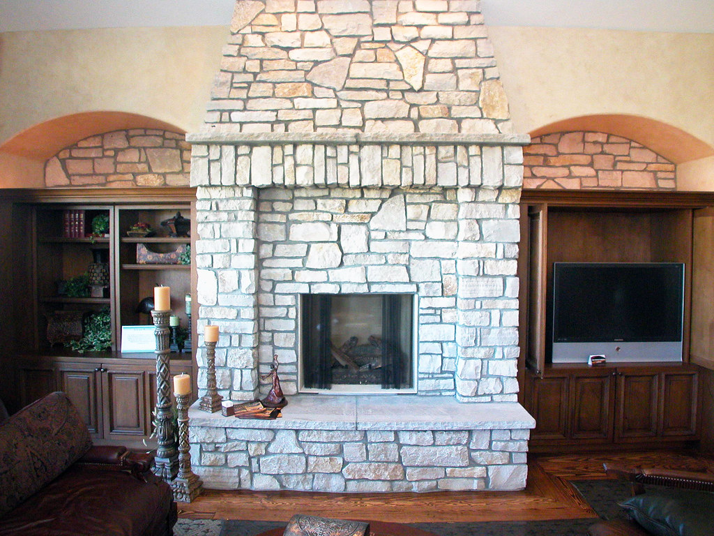 Fond du Lac Heritage Blend | This fireplace uses Buechel ...