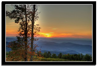 Sunset at Appalachian Trail | by Pardesi*