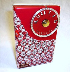 "Toshiba ""Lace"" red 