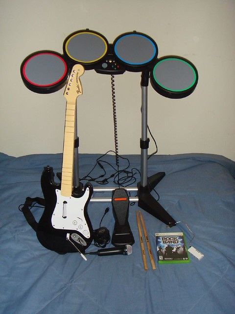 Rock band for regular xbox