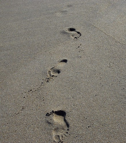 Footprints | by Patanne