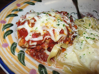 Olive garden lasagna classico olive garden layers of pas flickr for Olive garden lunch lasagna classico