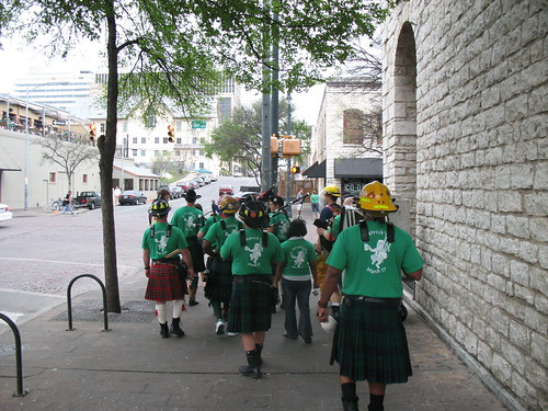 St. Paddy's Day 2008 | by GFD Pipes and Drums