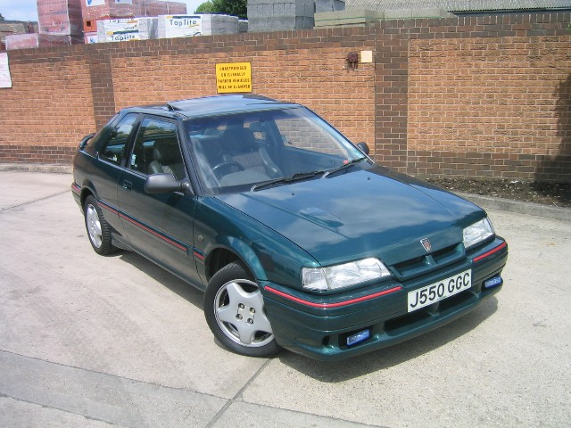 my old rover 220 gti taken 2002 with a 220 turbo front flickr. Black Bedroom Furniture Sets. Home Design Ideas