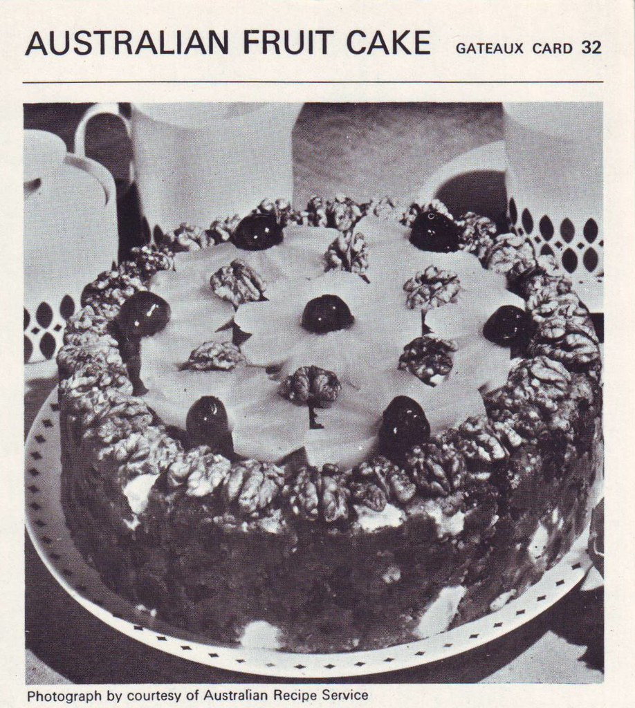 Cake Canned Fruit