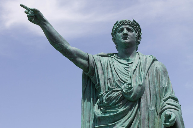 Nero Statue Sta... Emperor Nero Statue