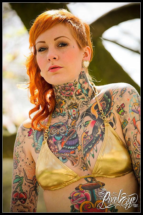 Old Fashioned Tattoo Sleeve