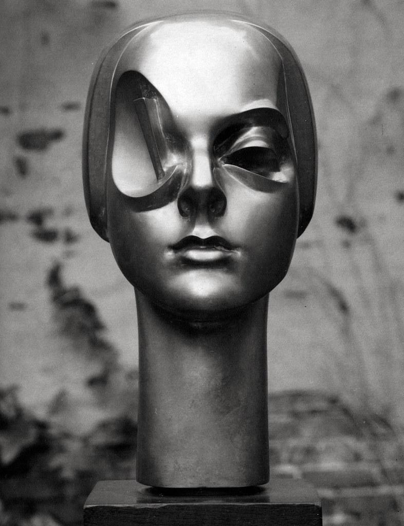 Noguchi -- Edla Frankau, 1929 | sculpture: Edla Frankau ...  Noguchi -- Edla...
