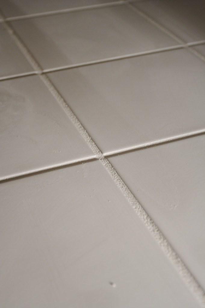 Painting Over Tile Backsplash Kitchen