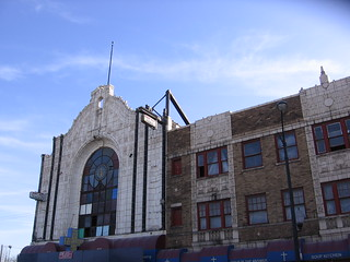 Lawndale Theater turned into church (vacant) | by katherine of chicago