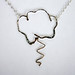 Lightning Bolt necklace 2