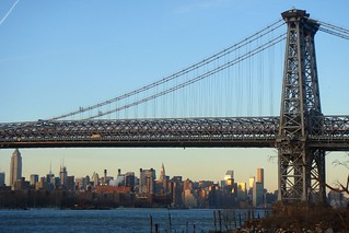 Williamsburg Bridge; Brooklyn | by Global Jet