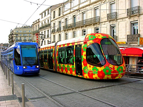montpellier tram line 3 rome - photo#18