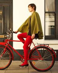 Bicycle Cape | by Velovotee