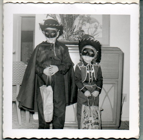 Photo 2: Halloween kids with masks | by Biff Bang Pow