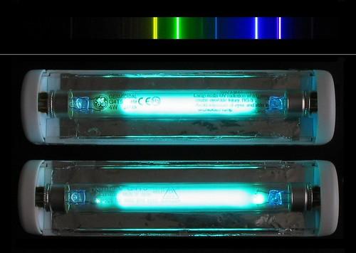 lp mercury lamps  u0026 spectrum
