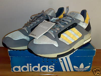 Adidas Originals Zx  Og Weave Shoes New Navy