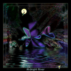 Midnight River | by christabel's artworks