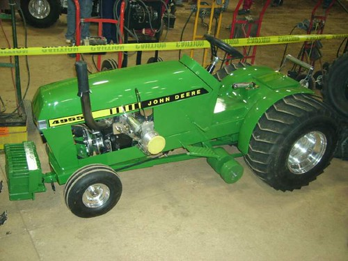 John Deere Super Stock Pulling Tractors : John deere super stock george flickr