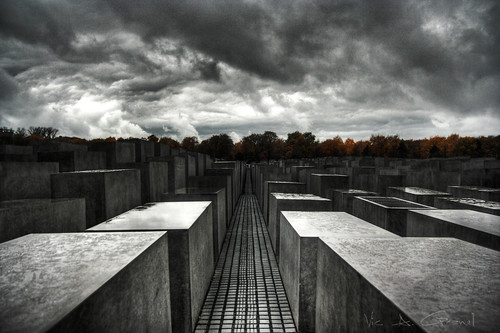 Holocaust-Mahnmal | by moonvic