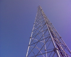 cell phone tower | by kalleboo
