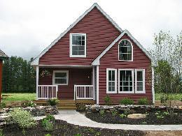 Cottage Style Modular Home Inside This Charming Cottage