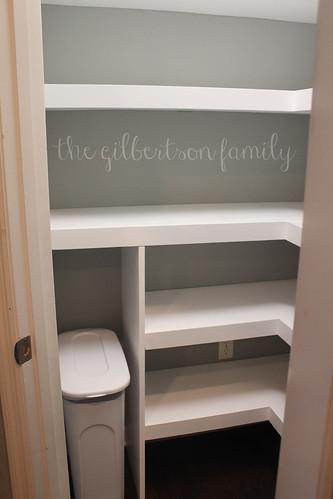 pantry cutout