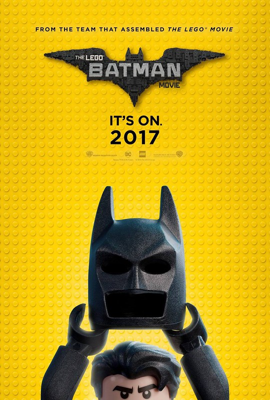 The LEGO Batman Movie - Poster 2