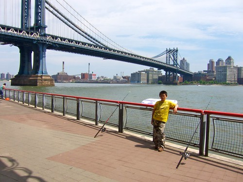 Manhattan Waterfront Greenway | by The City Project