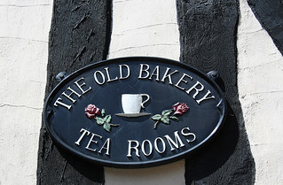 Tea Room In Newark