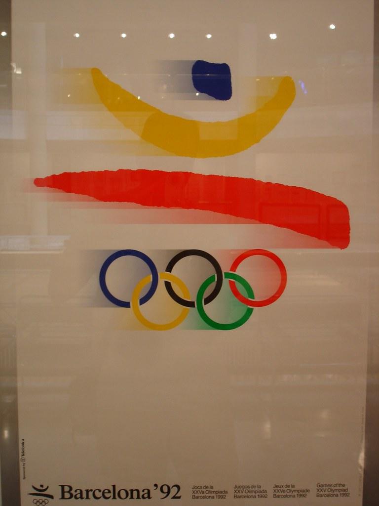Juegos Olimpicos Barcelona 1992 Losmininos Flickr