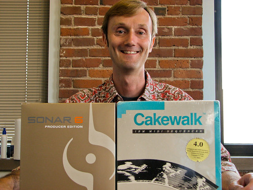 Behind the scenes at Cakewalk | by p_kirn
