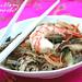 Steamy Kitchen's Jap Chae 2- Tweaked