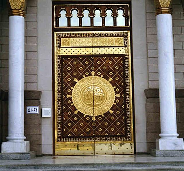 ... Masjid nabawi-door | by Abu Yameen & Masjid nabawi-door | Abu Yameen | Flickr