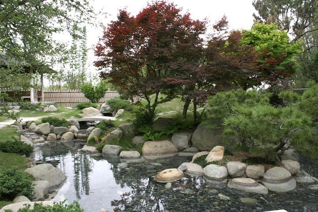 Kumamoto En At San Antonio Botanical Garden The Japanese G Flickr