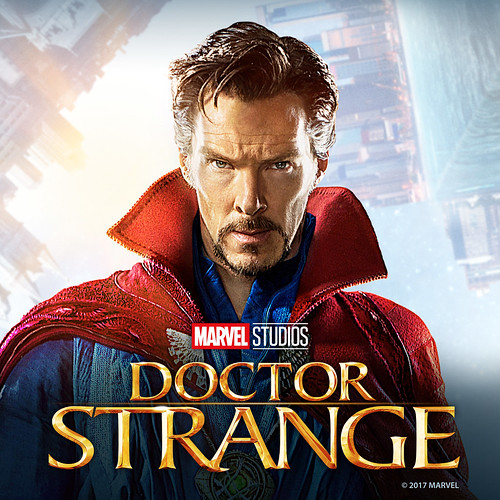 Doctor Strange (plus bonus features)