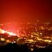 Lewes Bonfire Night 2007 - Burning Town