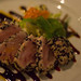 Seared Albacore Tuna with Wakame