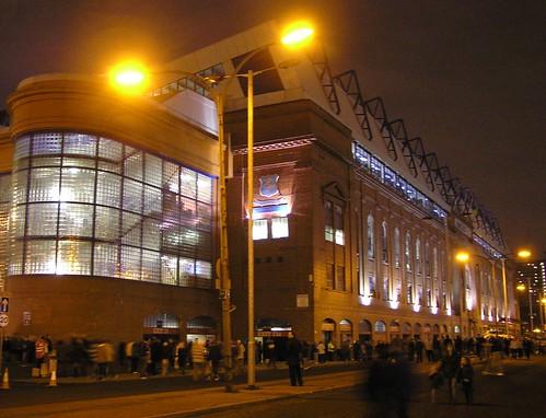 Ibrox Stadium Glasgow Archibald Leitchs Main Stand At Ib Flickr