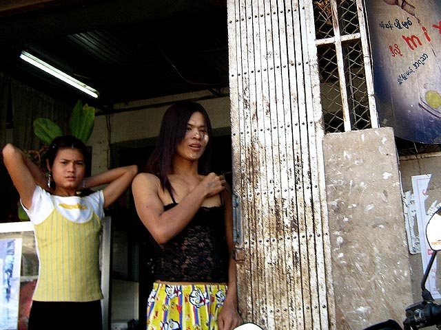Myanmar ladyboy #11