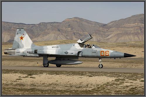 Northrop F 5e Tiger Ii Vfc 13 Fighting Saints Nas F